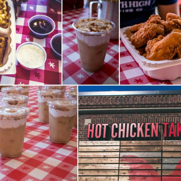 Hot Chicken Takeover does Clintonville