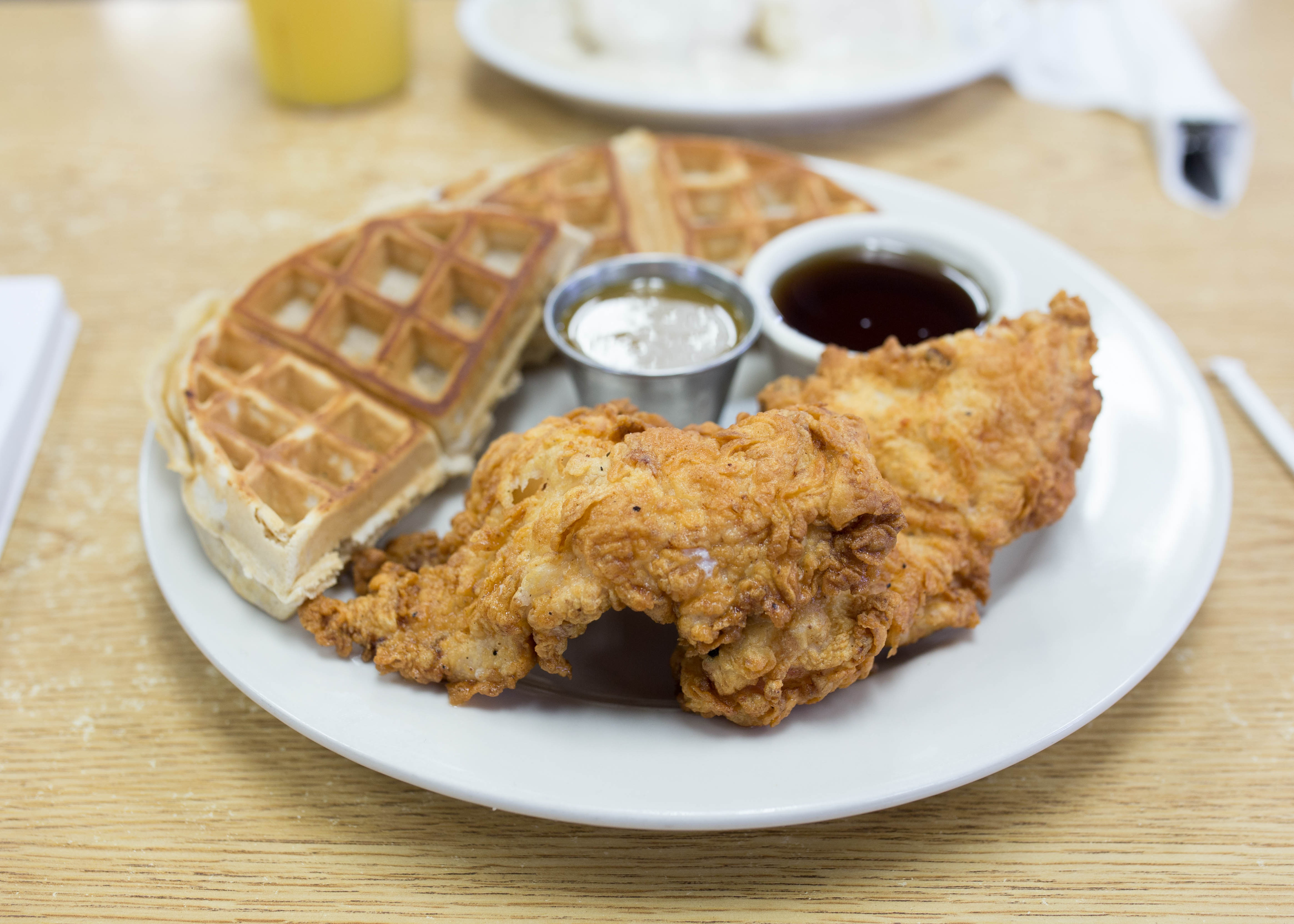 The Early Bird Diner // Charleston's Best Chicken and Waffles