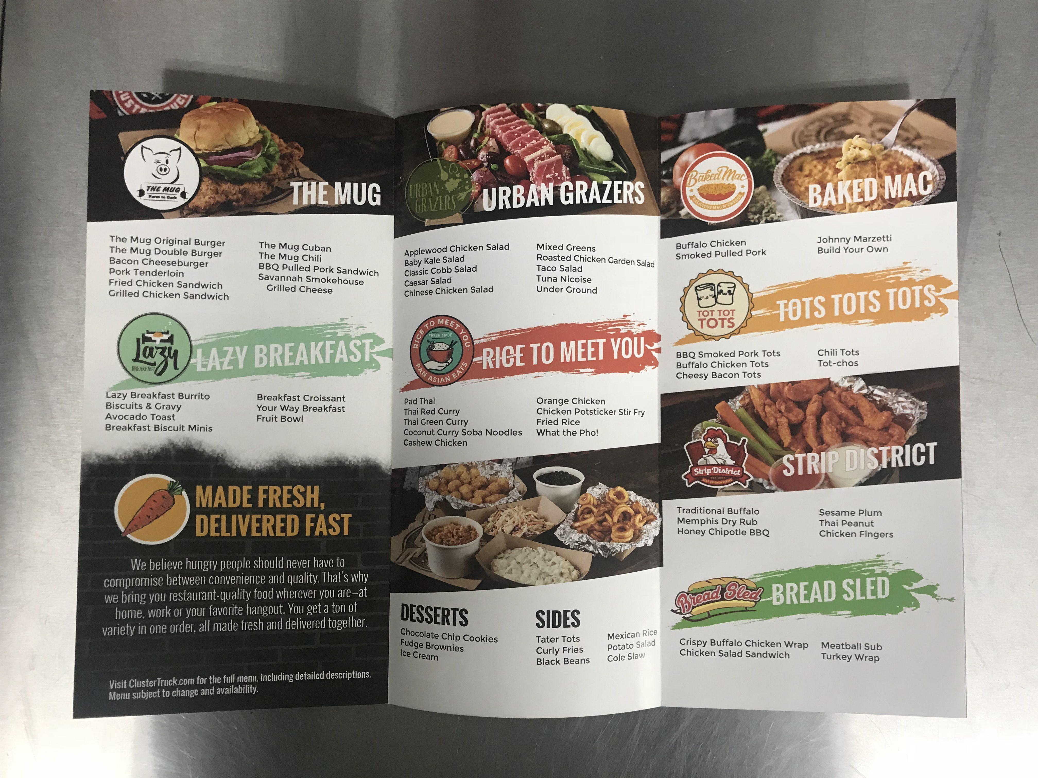 Scratch Food Truck Ventura Facebook